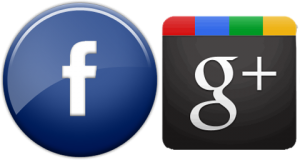 FBGOOGLE 300x160 How to Combine Google+ and Facebook