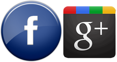 FaceBook on Google+