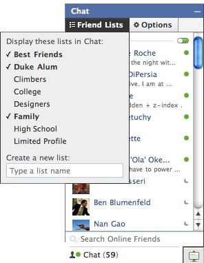 facebookchat2 How to Go Back to Facebook Chats Older Version