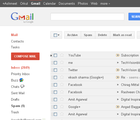 gmail3 How to get the new Avatar of Gmail