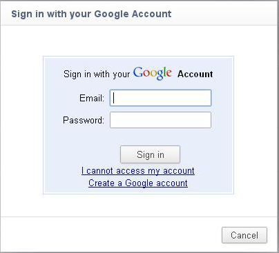 googlesync2 Share bookmarks and saved passwords in Google Chrome