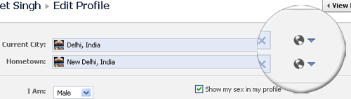 newfb Extended privacy control features on Facebook