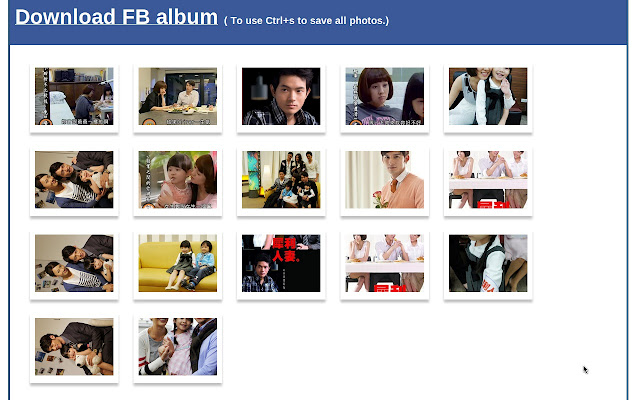 unnamed Download Facebook album in 1 Click