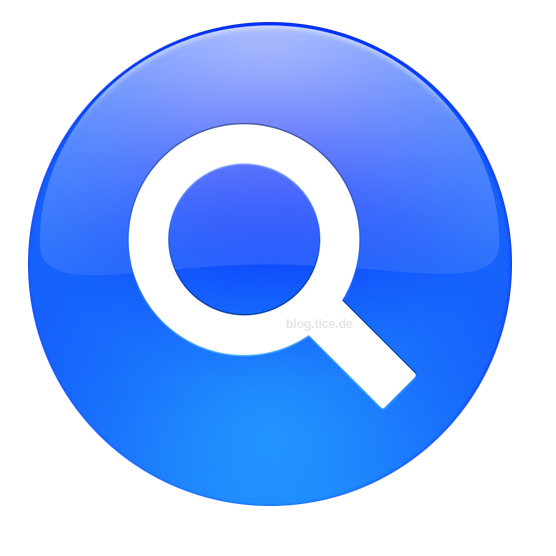 Spotlight Icon Index network drives by Spotlight search on Mac OS X