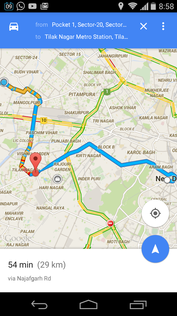 Screenshot 2014 12 09 20 58 11 Add Multiple Destinations on Google Maps for Android